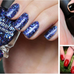 Let Your Nails Join The Party With These 10 Holiday Mani Ideas