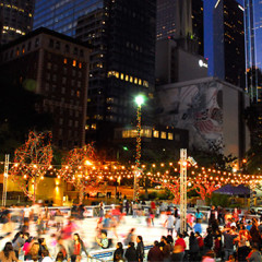 L.A.'s Top 6 Spots For Holiday Ice Skating