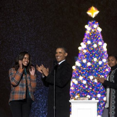 Last Night's Parties: The 36th Kennedy Center Honors, The National Christmas Tree Lighting Ceremony, Madison & Mistletoe, And More!
