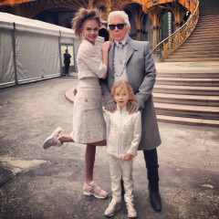 Instagram Round Up: The Best Of Paris Haute Couture Week 2014