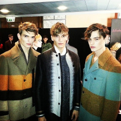 Instagram Round Up: The Best Of Fall 2014 Men's Fashion Week