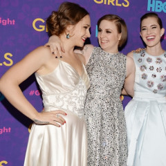 Last Night's Parties: Lena Dunham Is Joined By Her