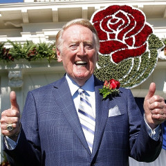 Instagram Roundup: Floats, Vin Scully & More From The 2014 Rose Parade