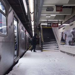 Instagram Round Up: Winter Storm #Janus Hits NYC
