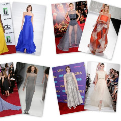 Our 2014 Golden Globe Gown Predictions