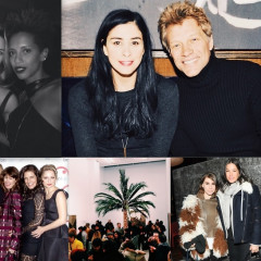 Last Night's Parties: Bon Jovi Attends Steve Tisch's Dinner At Carbone, Veuve Clicquot Celebrates The Olympics With A Party At The Standard & More!