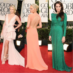 Flashback Friday: Our Top Looks Of Golden Globes Past