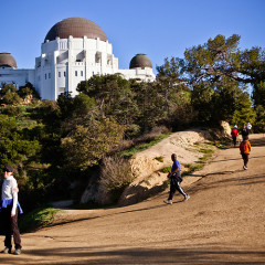 L.A. Hikes To Keep Your New Year's Fitness Resolutions