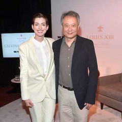 Last Night's Parties: Anne Hathaway, Ang Lee Step Out For Louis XIII, NUVOtv Hosts A Spring Launch Premiere & More