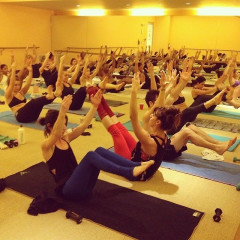 Sweat It Out At L.A.'s 7 Top Hot Yoga Studios For All Levels