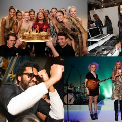 Last Night's Parties: DVF Celebrates 40 Years Of The Wrap Dress, Public School Parties At Up&Down & More!