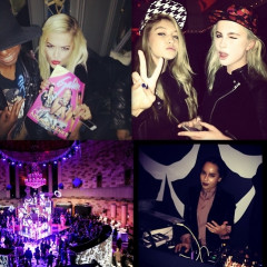 The Top Parties From Fall 2014 New York Fashion Week