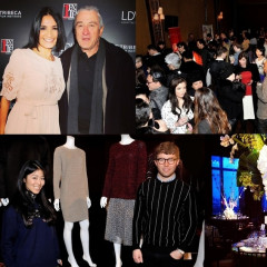 Last Night's Parties: Robert De Niro Steps Out For The 20th Anniversary of