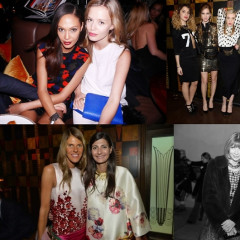 The Top Parties Of Milan Fashion Week AW14