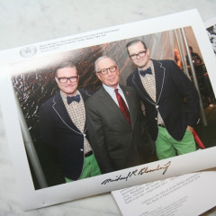 AndrewAndrew's Nightlife Diary: The Purim Ball With Bloomberg, Grand Opening Of Gilded Lily & More!
