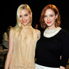 Last Night's Parties: Jaime King, Christina Hendricks Attend The Hunters Alley Launch, Scarlett Johansson, Chris Evans Premiere 'Captain America' & More