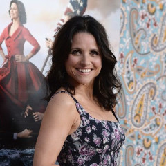 Last Night's Parties: Julia Louis-Dreyfus Celebrates
