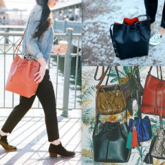 The Bucket Bag: Spring's Hottest Accessory Trend To Scoop Up Now