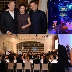 Last Night's Parties: The Tribeca Film Festival Kicks Off With Robert De Niro, Carmelo Anthony & Karolina Kurkova At IWC's