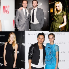 Last Night's Parties: Chris Evans, Cobie Smulders & Samuel L. Jackson Attend The