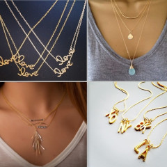 Neck Party: 10 Layering Necklaces To Stack On