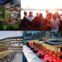 NYC Rooftop Bars: Our 2014 Guide To The Best Spring Spots