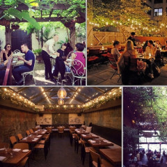 10 NYC Restaurants With Unique Outdoor Gardens