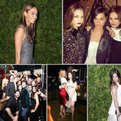 Last Night's Parties: Chanel Shuts Down Spring Street For Its Annual Tribeca Film Festival Dinner & More!