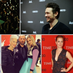 Last Night's Parties: Carrie Underwood Performs At The TIME 100 Gala, Nicole Richie & SJP Attend The AOL NewFront & More!