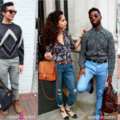 DC Street Style: Shedding Layers (And DC's Frumpy Stereotype)!