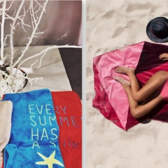 6 Unique Beach Towels For Tanning In Style