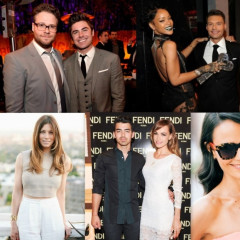 Last Night's Parties: Seth Rogan & Zac Efron Premiere