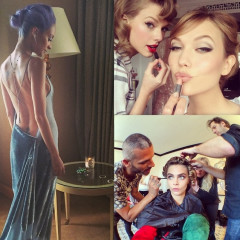 Met Gala 2014: Celebs Getting Glam On Instagram Before The Big Ball