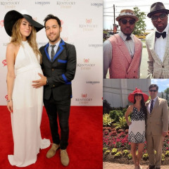 Kentucky Derby 2014: Best Style From The Tracks