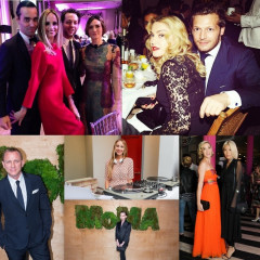 Last Night's Parties: Inside The 2014 MoMA Party In The Garden With Daniel Craig, Madonna & More!