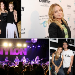 Last Night's Parties: Joe Jonas & Victoria Justice Enjoy A Performance By HAIM At The NYLON Music Issue Party & More!