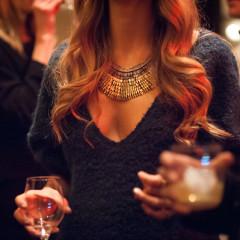 Last Night's Parties: Olivia Wilde, Jason Sudeikis & Zac Posen Attend A Screening Of