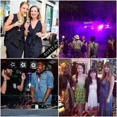 Last Nights Parties: DESSANGE Salon 60 Year Anniversary Soiree, Nat Geo After Hours, Brody Jenner At The Huxley & More!