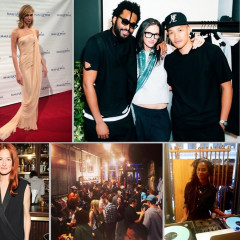 Last Night's Parties: Joseph Altuzarra & Matchesfashion.com Held A Chic Dinner At Sant Ambroeus & More!