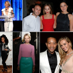 Last Night's Parties: Inside The Happy Hearts Fund Gala, Healed With A Kiss 2014 & More!