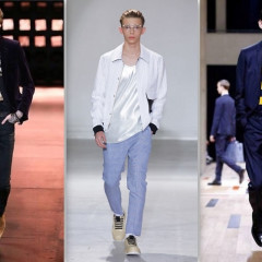 Our Favorite Menswear Looks From Paris Fashion Week Spring 2015