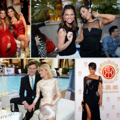 Last Night's Parties: Halle Berry, Orlando Bloom & Lucy Liu Attend The First Ever U.S. Huading Film Awards & More!