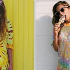 Trend Alert: Go Bohemian Chic With Luxury Tie-Dye