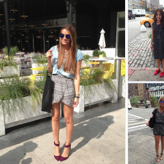 NYC Street Style: Summer Trends In The Meatpacking District