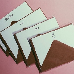 Pass Notes In Style: Our Favorite Stationery Sets To Buy Now