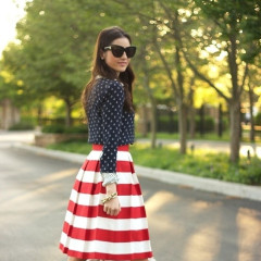 Life, Liberty, & The Pursuit Of Style: Hot Looks For The Fourth!