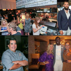 Last Night's Parties: Celebrity Chef Jose Garces Opens Rural Society, Stubble & 'Stache Launches At POV, Bastille Day au Jardin du Ritz-Carlton With Moet Ice Imperial & More!