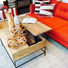 Multipurpose Furniture To Help You Maximize Space In Your Apartment