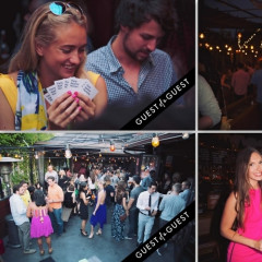Inside The Thrillist & FX Party Against Humanity
