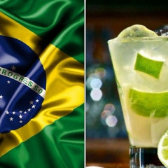 Drink For Your Team: Cocktails Inspired By The World Cup's Remaining Countries